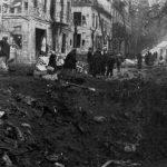 Kriegszerstörungen in der Königsteiner Straße
