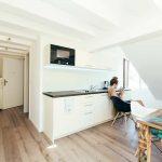 Küche Appartement 7